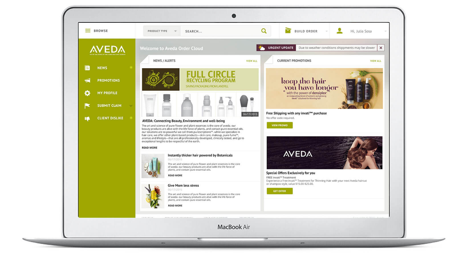 Echidna eCommerce Agency Work