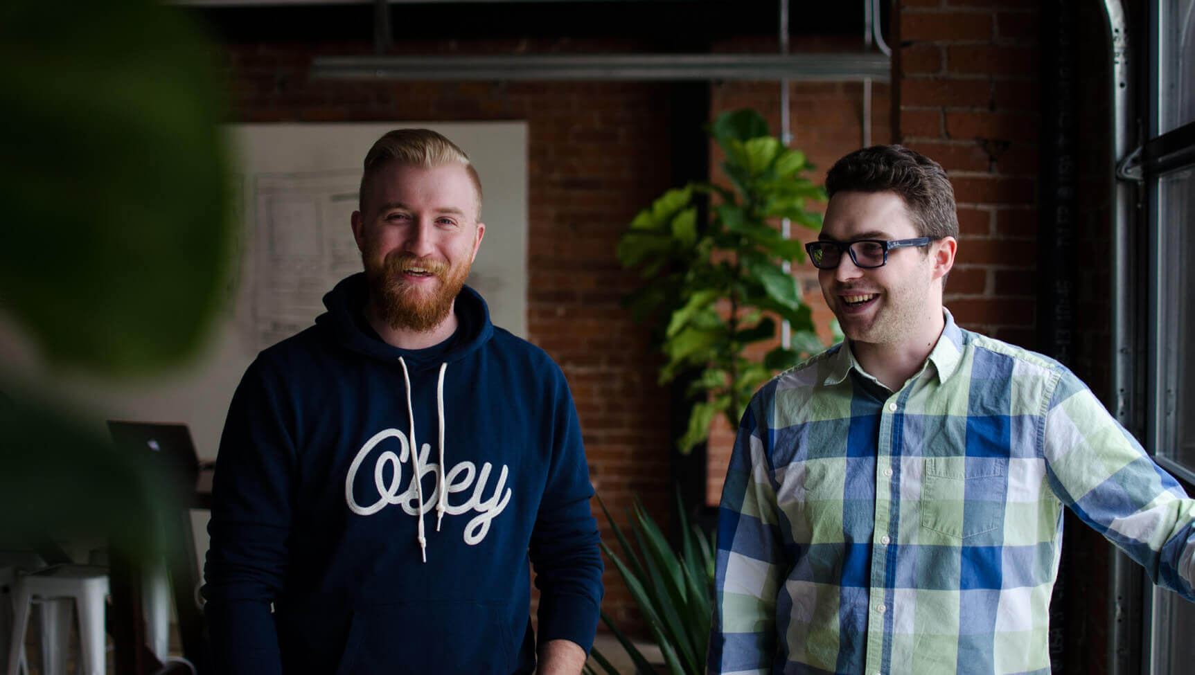 Josh Webster and Martin Ostrem, Echidna Minneapolis eCommerce Agency