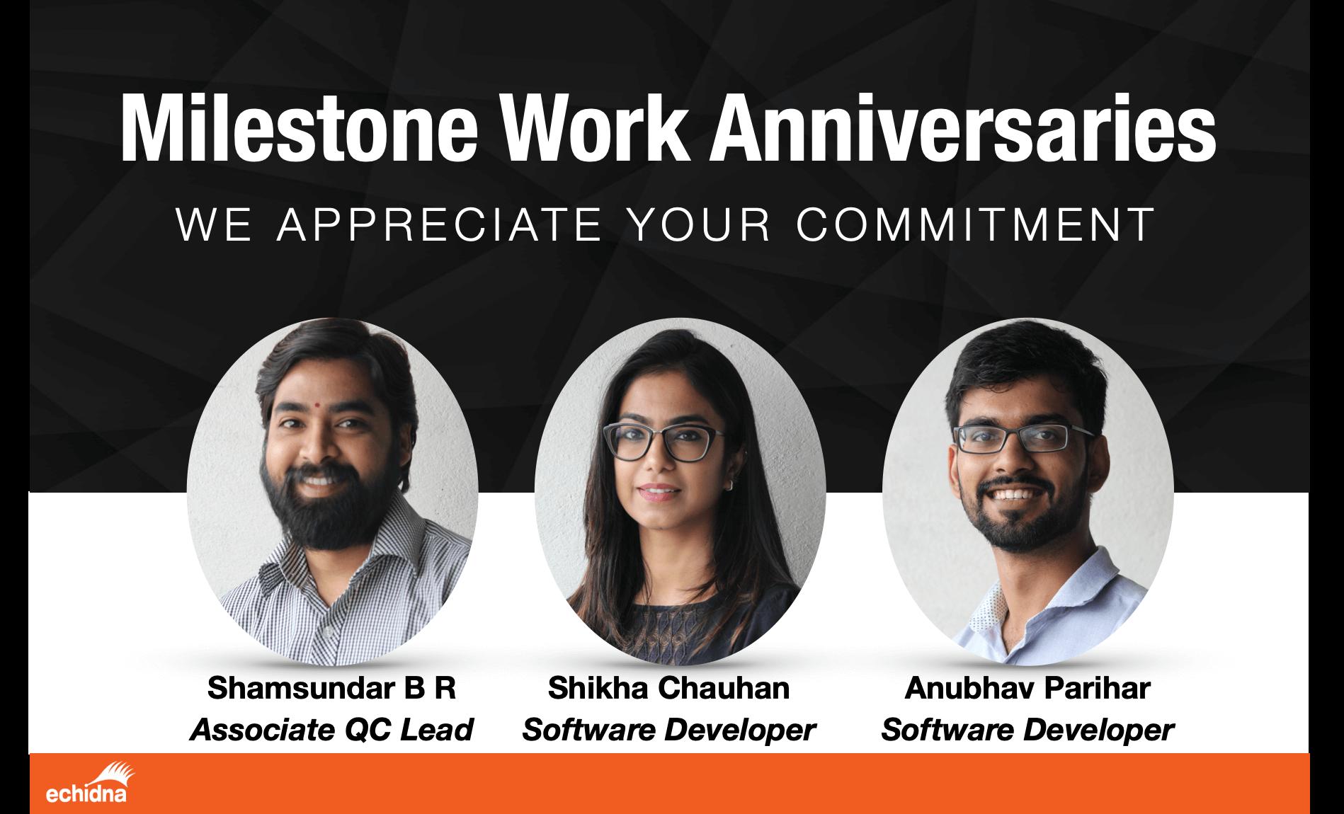 work anniversary bangalore